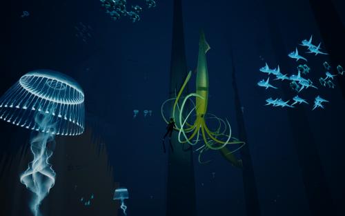 Deep Ocean Fiend