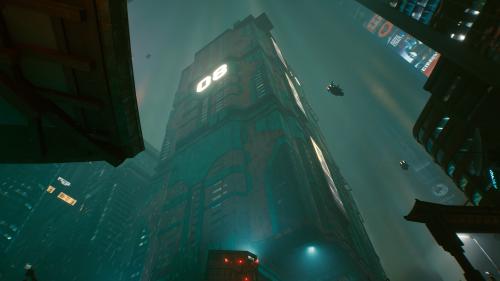 Mega-Building