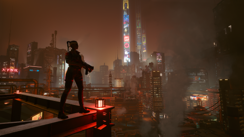 V-against-Night-City